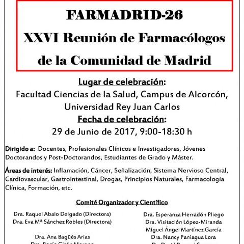 Cartel anunciador vertical_FARMADRID 26