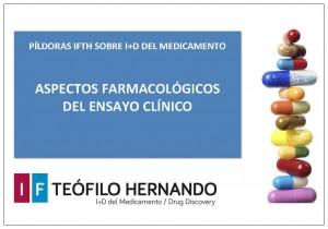 MINICURSO-ASPECTOS FARMACOLÓGICOS DEL ENSAYO CLÍNICO-WEB