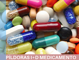PILDORAS SOBRE I+D DEL MEDICAMENTO
