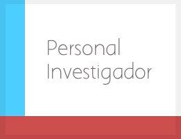 Personal Investigador