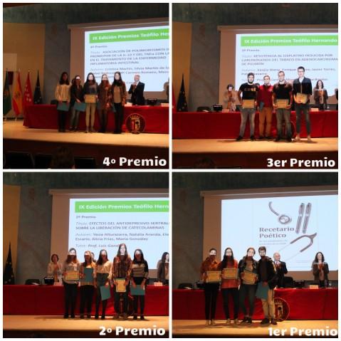 IX Premios TH-Ganadores