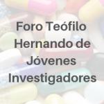 Foro Teófilo Hernando de Jóvenes Investigadores