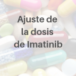 Ajuste de la dosis de imatinib