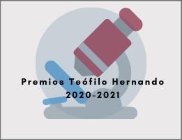 Premios Teófilo Hernando 2020-2021